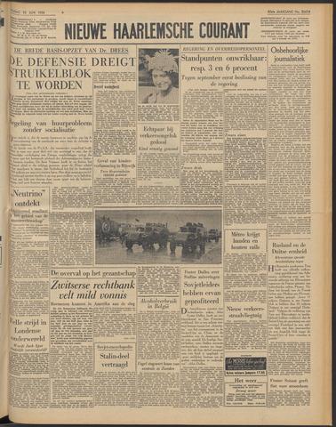 Nieuwe Haarlemsche Courant 1956-06-22