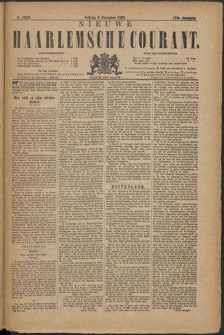 Nieuwe Haarlemsche Courant 1892-12-09