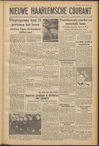Nieuwe Haarlemsche Courant 1946-10-08