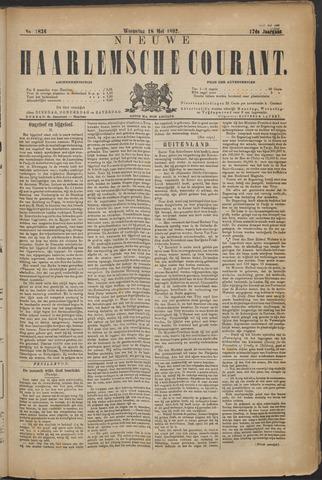 Nieuwe Haarlemsche Courant 1892-05-18