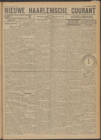 Nieuwe Haarlemsche Courant 1922-03-30