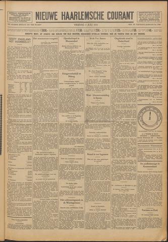 Nieuwe Haarlemsche Courant 1931-07-03
