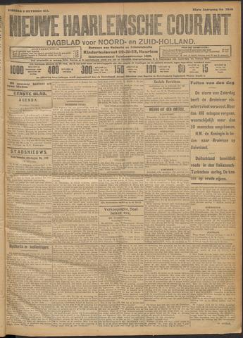 Nieuwe Haarlemsche Courant 1911-10-03