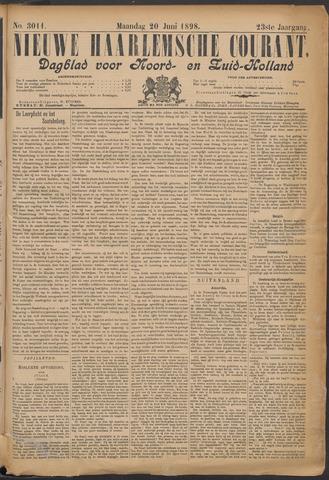 Nieuwe Haarlemsche Courant 1898-06-20