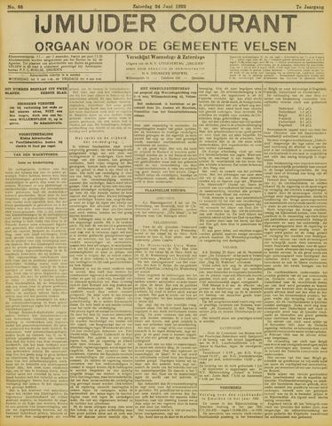 IJmuider Courant 1922-06-24