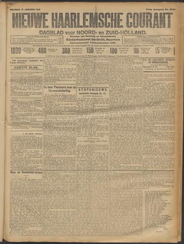 Nieuwe Haarlemsche Courant 1913-01-17