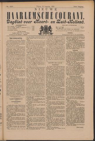 Nieuwe Haarlemsche Courant 1899-08-18