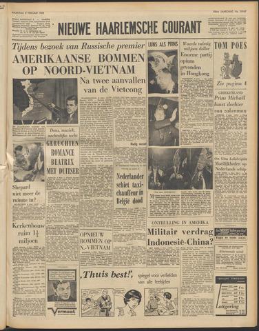 Nieuwe Haarlemsche Courant 1965-02-08