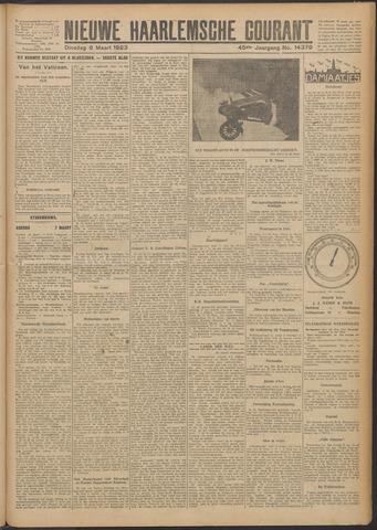 Nieuwe Haarlemsche Courant 1923-03-06