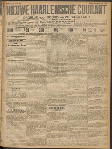 Nieuwe Haarlemsche Courant 1911-06-09