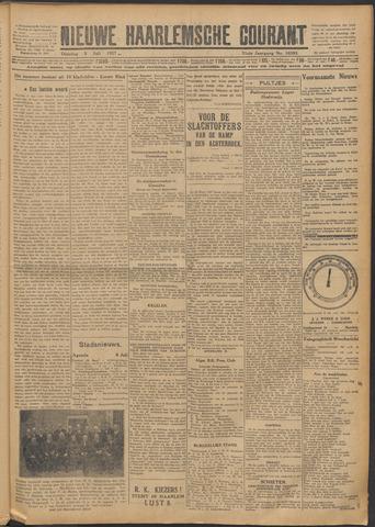 Nieuwe Haarlemsche Courant 1927-07-05