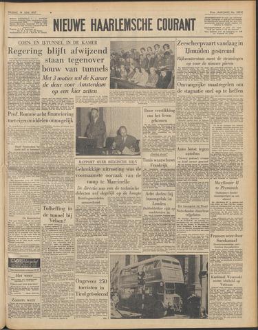 Nieuwe Haarlemsche Courant 1957-06-14