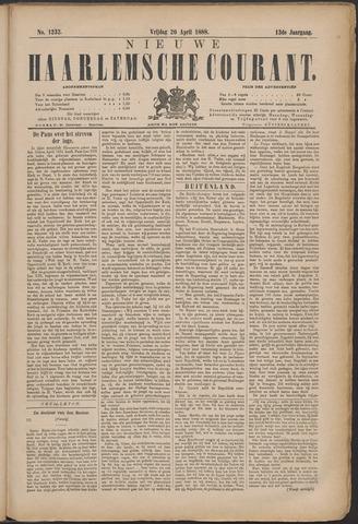 Nieuwe Haarlemsche Courant 1888-04-20