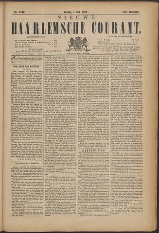 Nieuwe Haarlemsche Courant 1890-06-01