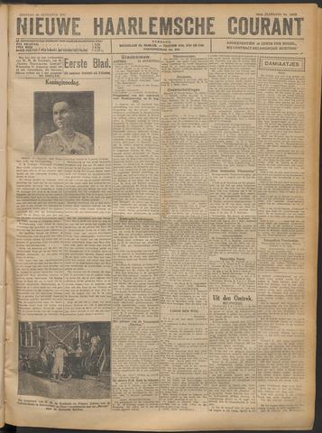 Nieuwe Haarlemsche Courant 1921-08-30