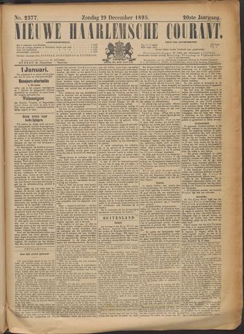 Nieuwe Haarlemsche Courant 1895-12-29