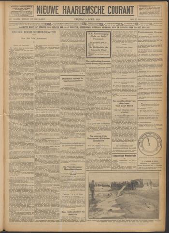 Nieuwe Haarlemsche Courant 1929-04-05