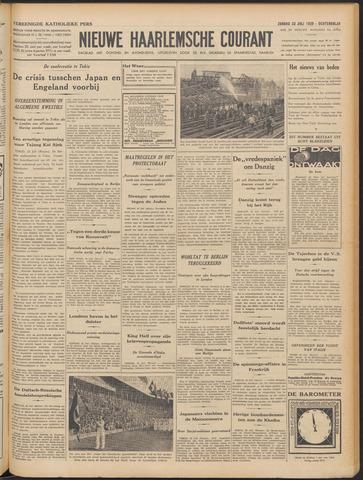 Nieuwe Haarlemsche Courant 1939-07-23