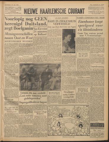 Nieuwe Haarlemsche Courant 1955-07-20