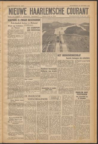 Nieuwe Haarlemsche Courant 1945-10-25