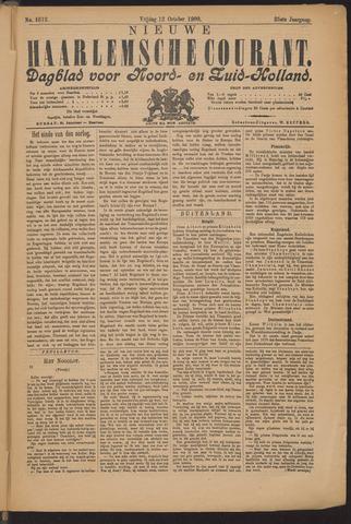 Nieuwe Haarlemsche Courant 1900-10-12