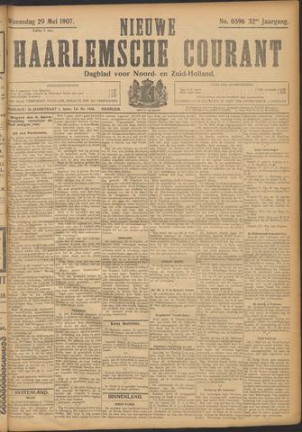 Nieuwe Haarlemsche Courant 1907-05-29