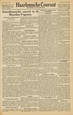 Haarlemsche Courant 1945-02-17
