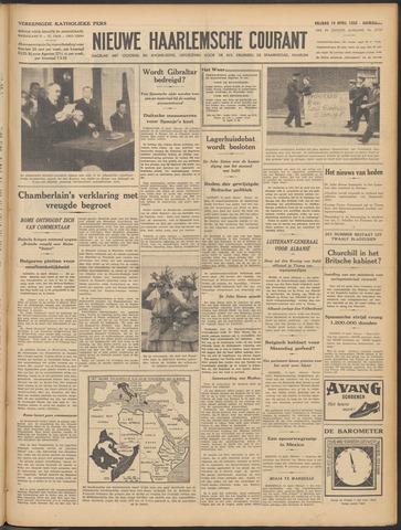 Nieuwe Haarlemsche Courant 1939-04-14