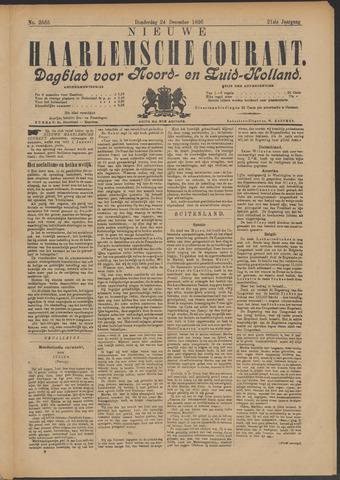 Nieuwe Haarlemsche Courant 1896-12-24