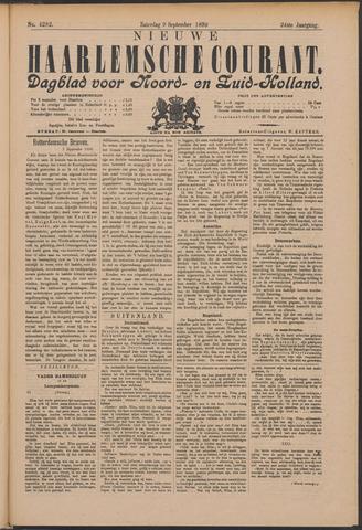 Nieuwe Haarlemsche Courant 1899-09-09