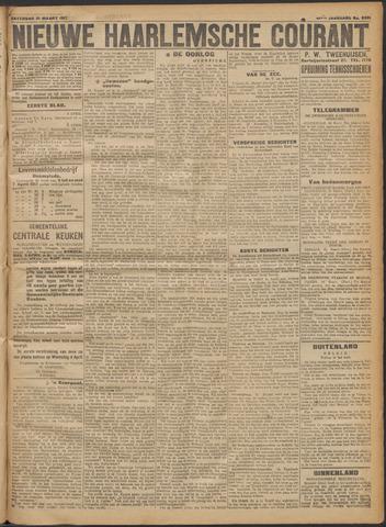 Nieuwe Haarlemsche Courant 1917-03-31