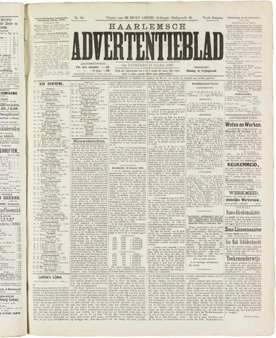 Haarlemsch Advertentieblad 1882-10-14