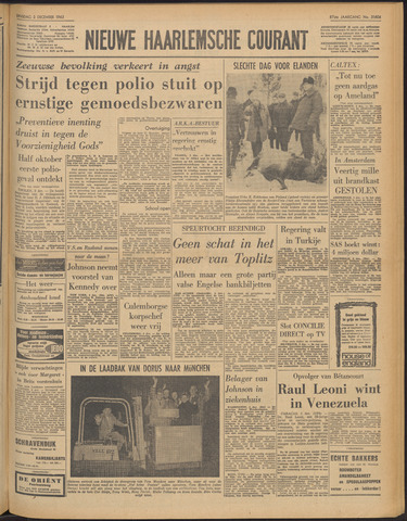 Nieuwe Haarlemsche Courant 1963-12-03