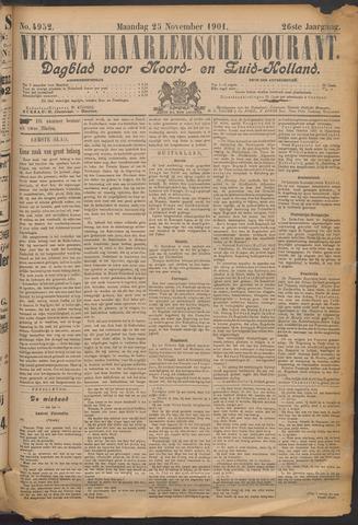 Nieuwe Haarlemsche Courant 1901-11-25