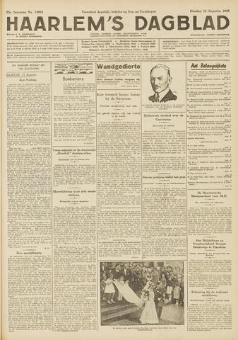 Haarlem's Dagblad 1935-08-13