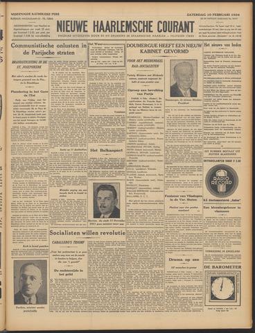 Nieuwe Haarlemsche Courant 1934-02-10