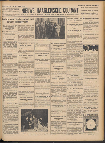 Nieuwe Haarlemsche Courant 1939-06-15