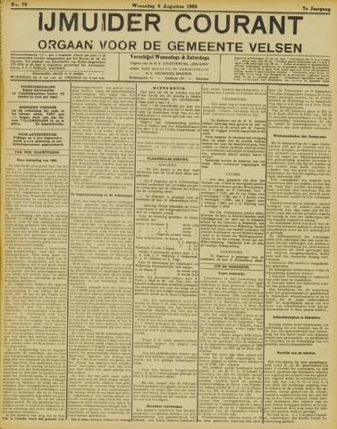 IJmuider Courant 1922-08-02