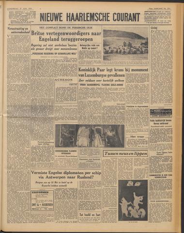Nieuwe Haarlemsche Courant 1951-06-21