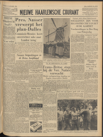 Nieuwe Haarlemsche Courant 1956-09-10