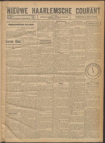 Nieuwe Haarlemsche Courant 1922-01-03