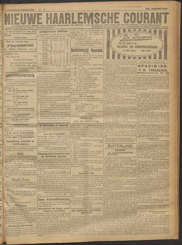 Nieuwe Haarlemsche Courant 1919-01-18