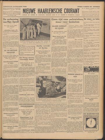 Nieuwe Haarlemsche Courant 1938-08-27