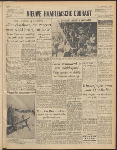 Nieuwe Haarlemsche Courant 1963-01-05
