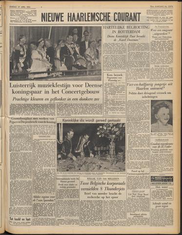 Nieuwe Haarlemsche Courant 1954-04-27