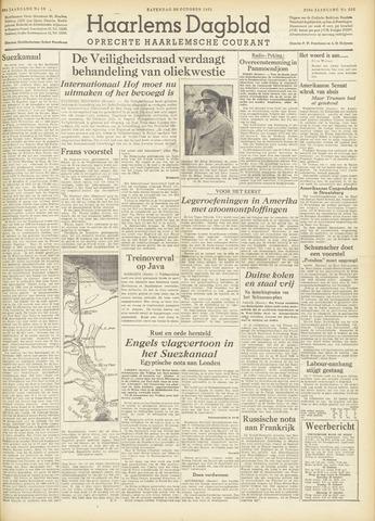Haarlem's Dagblad 1951-10-20