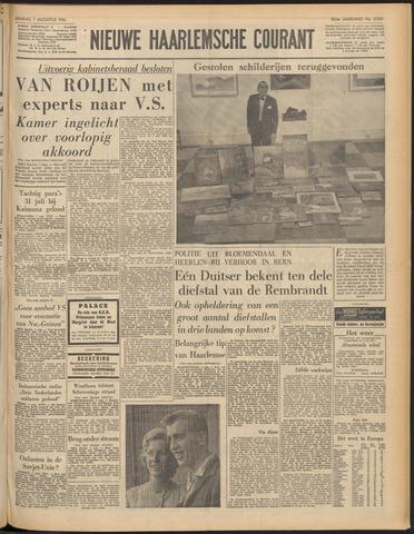 Nieuwe Haarlemsche Courant 1962-08-07