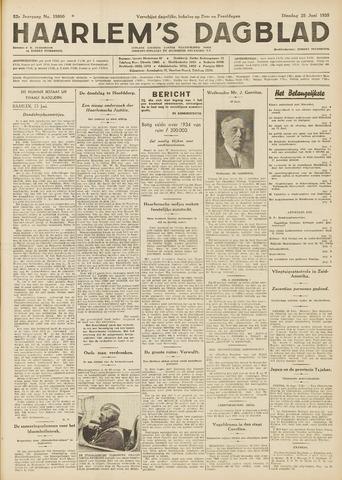 Haarlem's Dagblad 1935-06-25