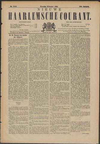 Nieuwe Haarlemsche Courant 1894-10-03