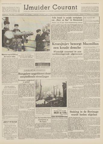 IJmuider Courant 1959-02-25